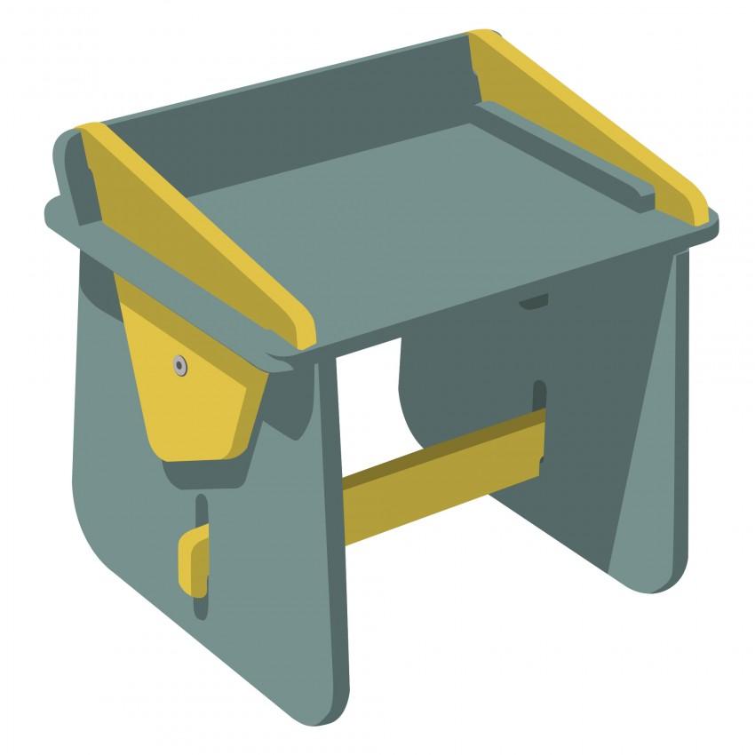 Le fauteuil Garden K