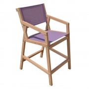 fauteuil k6 mauve de garden k