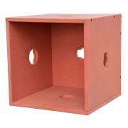 kabochon cubes rangement de chez garden k rouge