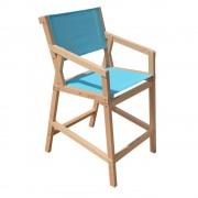 fauteuil k6 bleu de garden k