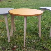 TABLES BASSES RONDES DESIGN